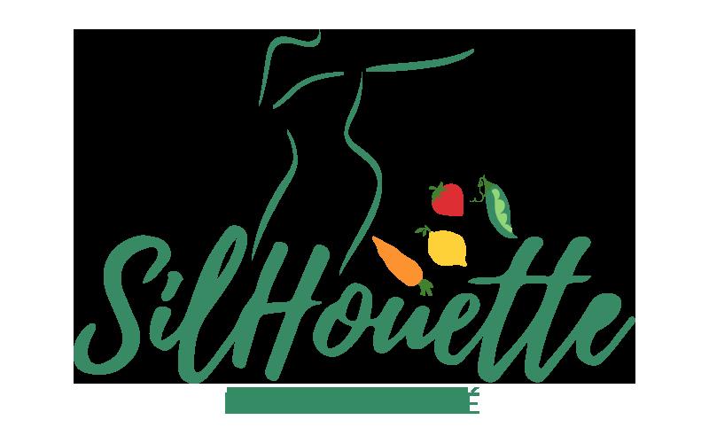 Logo Silhouette forme et sante